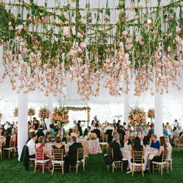 magnifique-vintage-et-dousse-décoration-floral-de-mariage