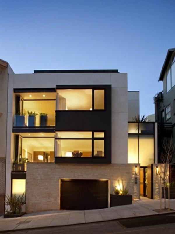 La Maison Et Architecture Du Ville