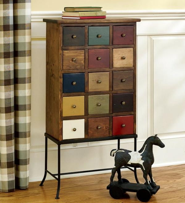 meuble-apothicaire-casiers-multicolores