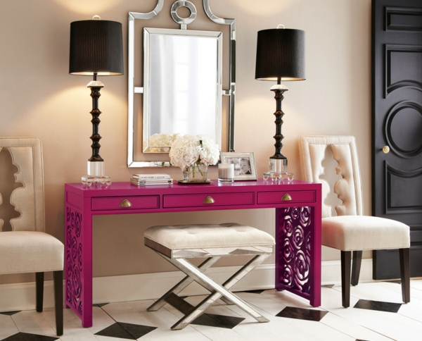 le meuble console d 39 entr e compl te le style de votre int rieur. Black Bedroom Furniture Sets. Home Design Ideas