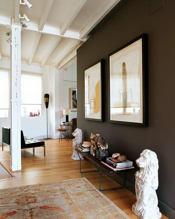 meuble-console-d' entrée-foyer-original