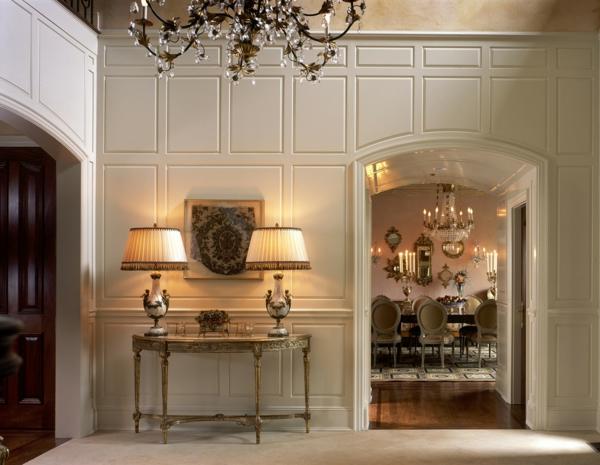 Le meuble console d 39 entr e compl te le style de votre int rieur - Entree interieur decoratie ...