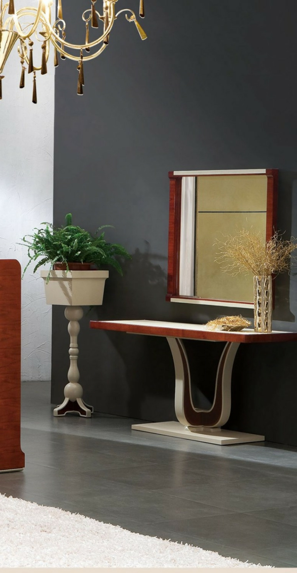 Le meuble console d 39 entr e compl te le style de votre - Petit meuble console ...