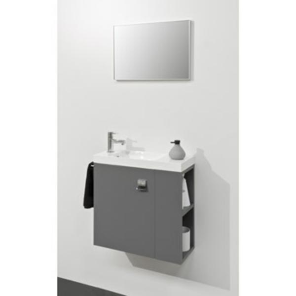meuble-lave-mains-avec-miroir-slim-gris-grise