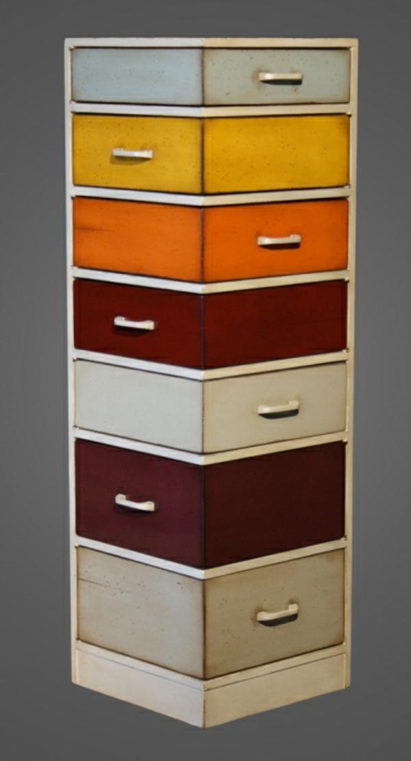 Diff rents designs du meuble semainier for Fonction meuble
