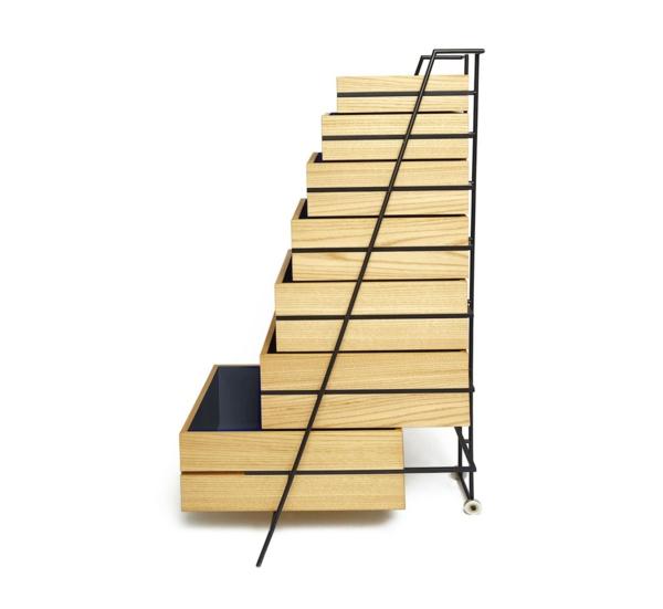 meuble original bois id e int ressante pour la. Black Bedroom Furniture Sets. Home Design Ideas