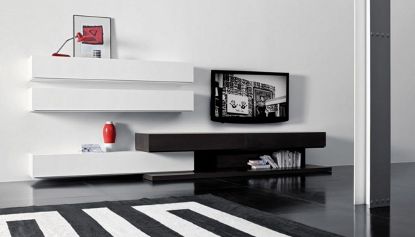 meuble-suspendu-de-salon-design-magnétique