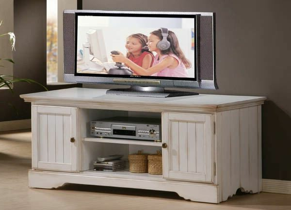 meuble-tv-vintage-design-blanc