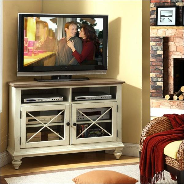 meuble-tv-vintage-en-blanc