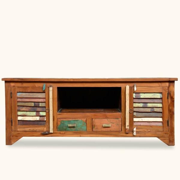 meuble-tv-vintage-meuble-en-bois