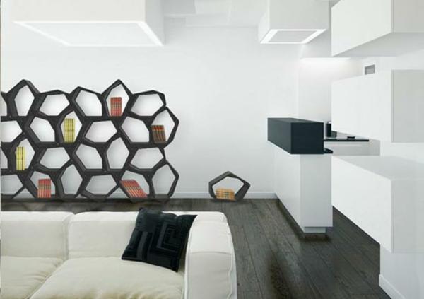 Les meubles modulables - Meuble bibliotheque moderne ...