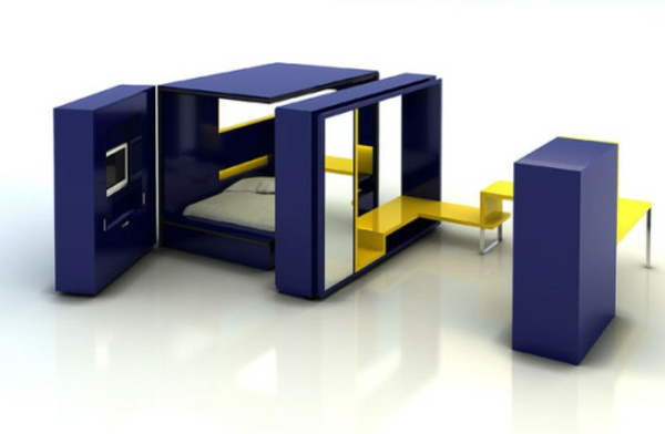 meuble modulable meuble modulable salle a manger rangement etagre modulable en marbre bridget. Black Bedroom Furniture Sets. Home Design Ideas