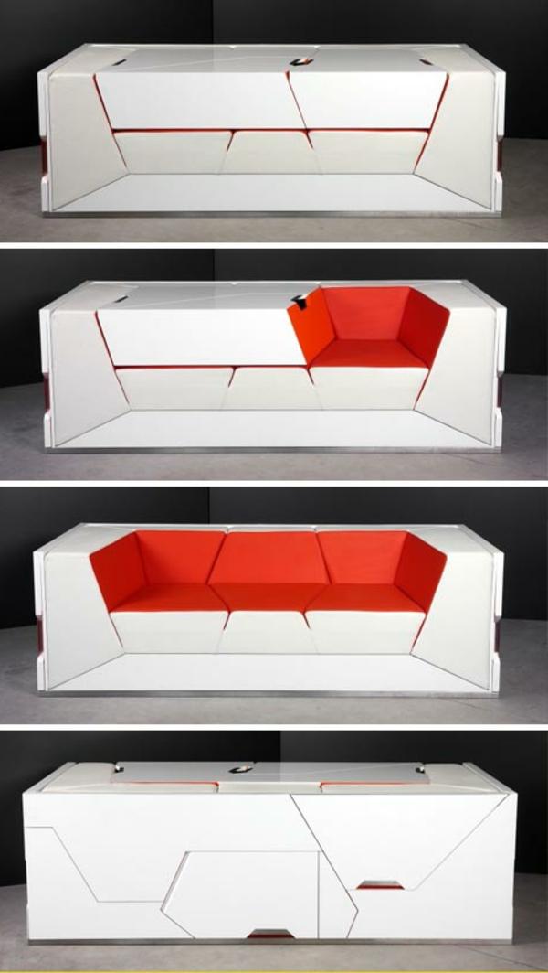 les meilleurs canapes lits 7 meubles modulables un canap original sust me modulable. Black Bedroom Furniture Sets. Home Design Ideas