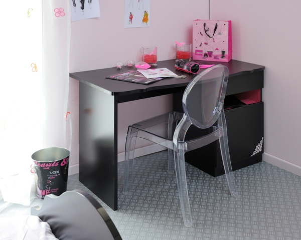 Designs de meubles parisot confort maximal et id es for Meuble bureau fille