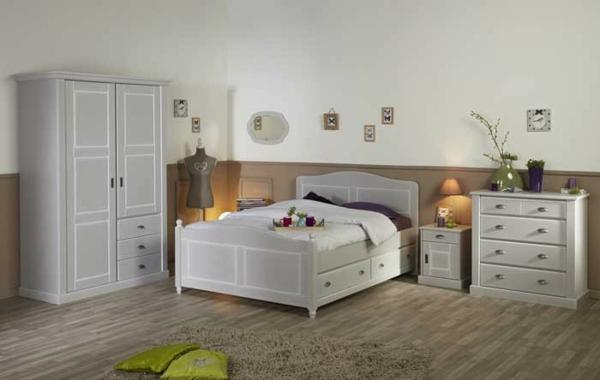 meubles-parisot-chambre-à-coucher-en-gris-clair