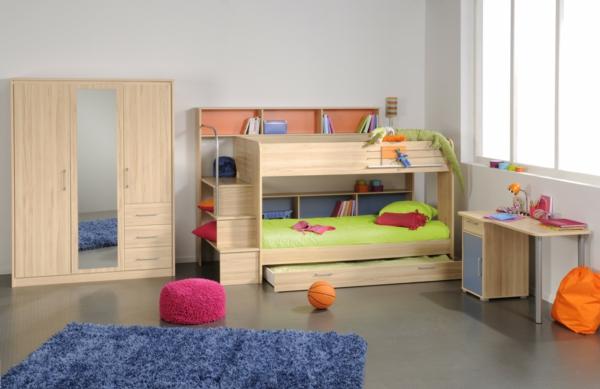meubles-parisot-chambre-à-coucher-un-tapis-bleu-moelleux