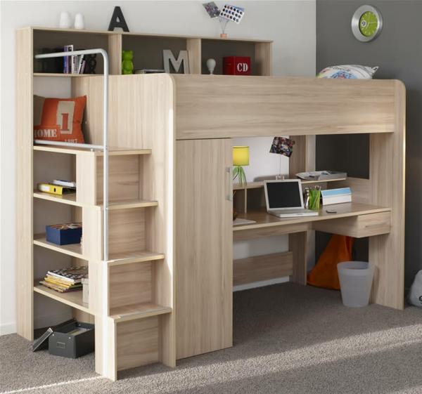 meubles-parisot-lit-avec-rangement-en-bois-clair