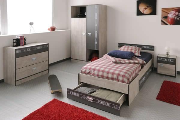 Designs de meubles parisot confort maximal et id es ct atives - Meuble chambre garcon ...