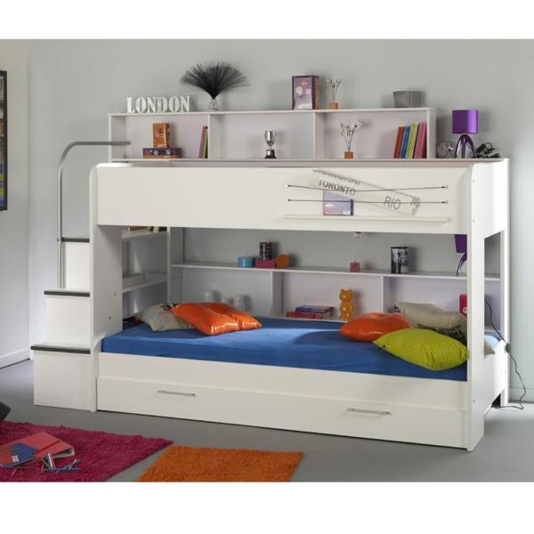 meubles-parisot-un-lit-blanc-créatif-et-beau