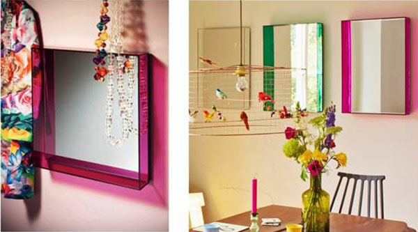 le miroir kartell beaut et style original. Black Bedroom Furniture Sets. Home Design Ideas