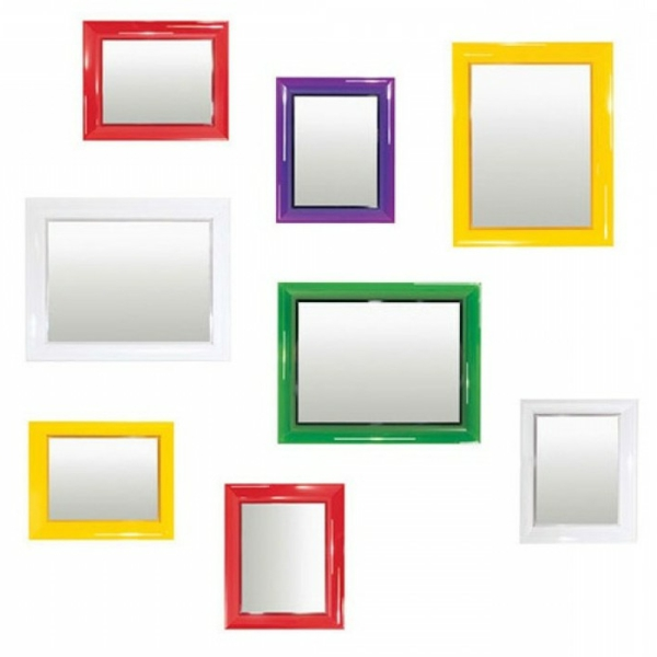 Le miroir kartell beaut et style original for Miroirs rectangulaires