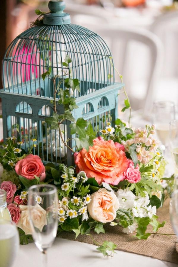 oiseaux-maison-décoration-floral-de-mariage