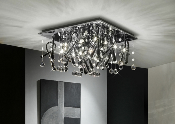 plafonnier-design-original-verre-noire-et-blanc