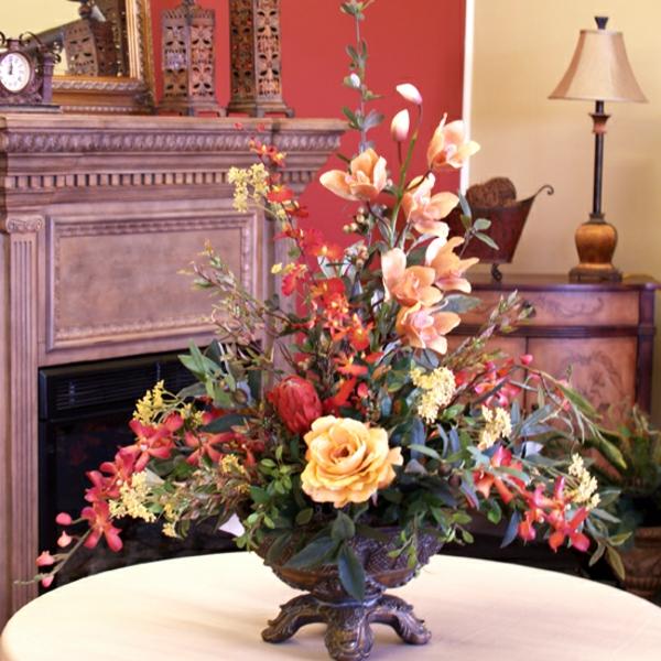 plantes-artificielles-arrangement-joli