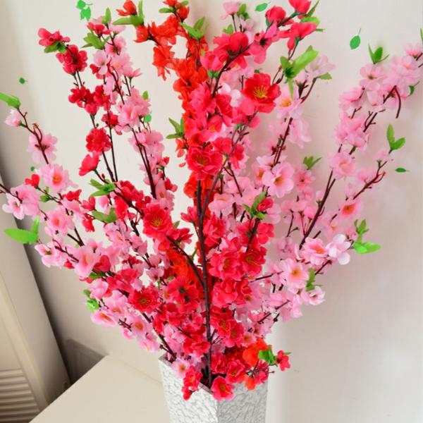plantes-artificielles-branches-d'arbres-fleuris-artificielles