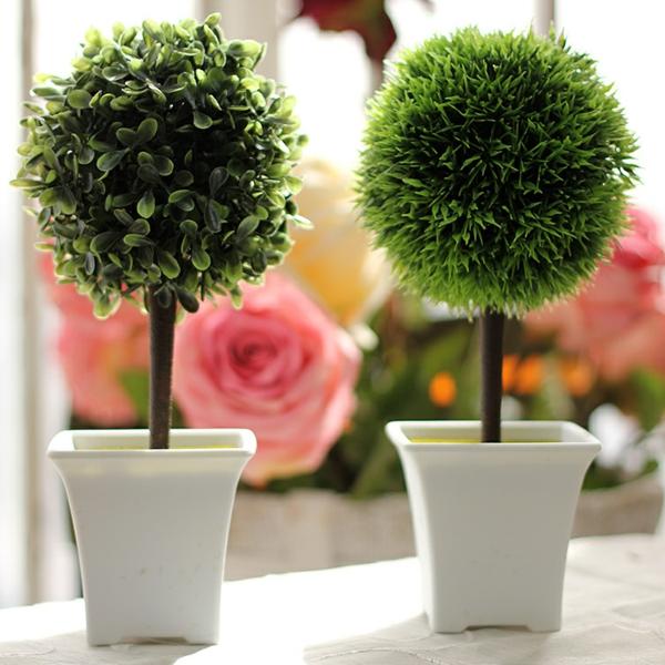 plantes-artificielles-deux-petits-bonsai