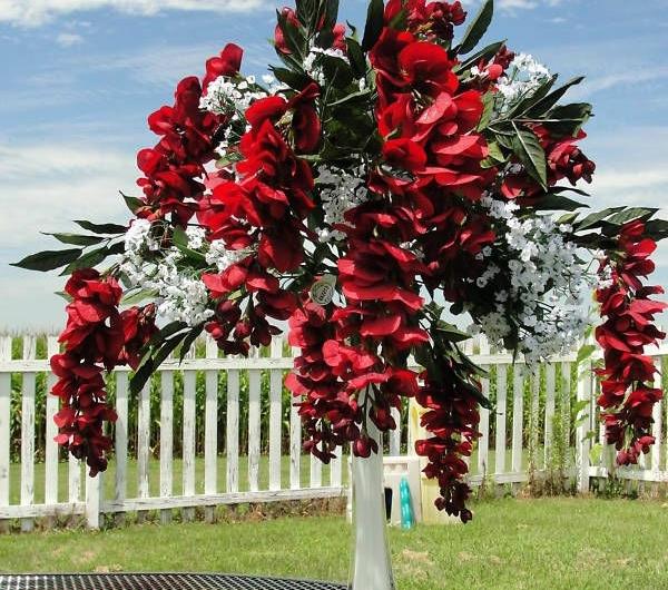 plantes-artificielles-fleurs-rouges-artificielles