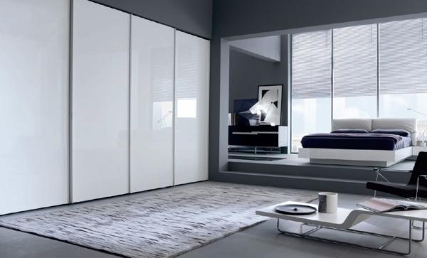 porte-du-placard-coulissante-blanc-et-noir