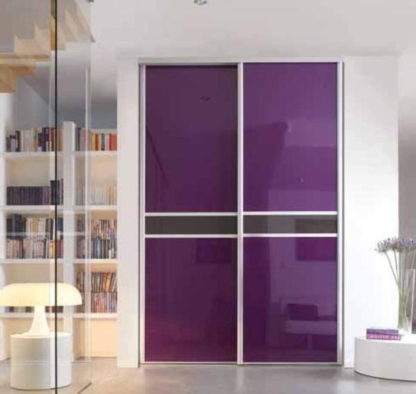 porte-du-placard-coulissante-violet