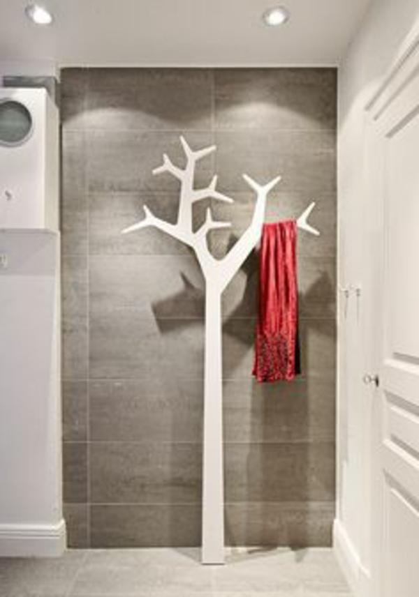 porte manteau en forme d arbre pour colorer votre. Black Bedroom Furniture Sets. Home Design Ideas