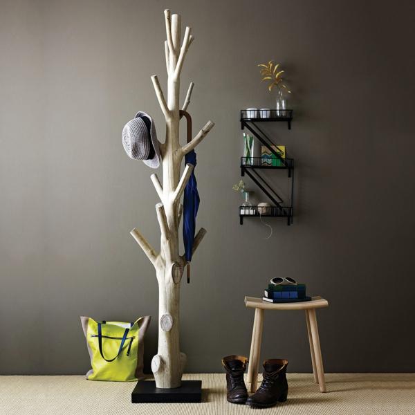 porte-manteau-arbre-décoration-naturelle