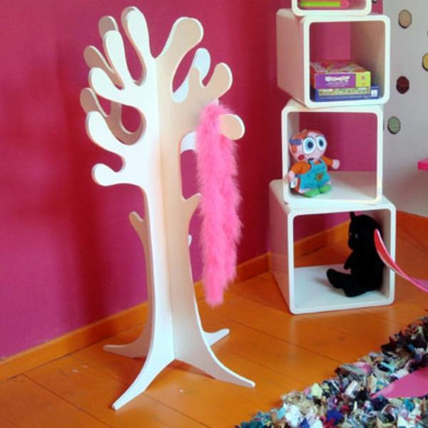 Le porte manteau arbre ajoute une touche d co votre int rieur - Porte manteau enfant arbre ...