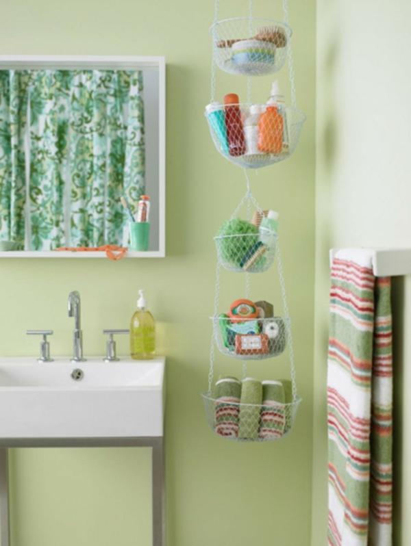 porte-serviette-de-salle-de-bain-idées-de-rangement-suspendu