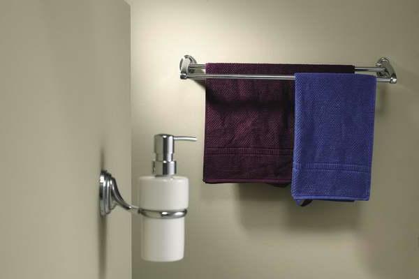 porte-serviette-de-salle-de-bain-rangement-mural