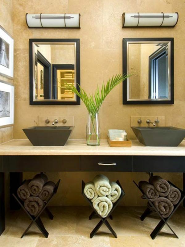 porte-serviette-de-salle-de-bain-salle-de-bains-stylée