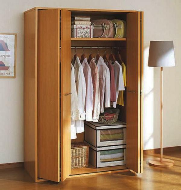 placard en bois design. Black Bedroom Furniture Sets. Home Design Ideas