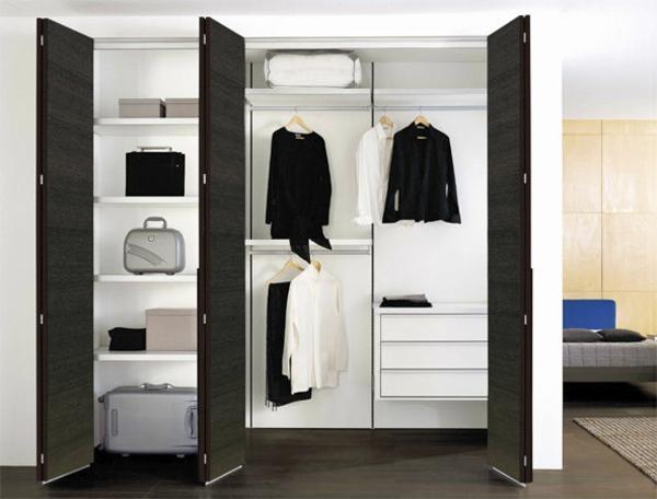 portes-de-placard-pliantes-une-armoire-en-noir-et-blanc