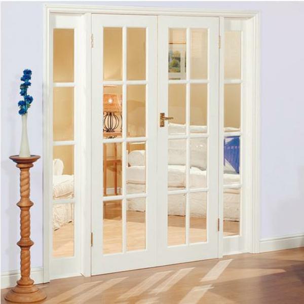Les portes int rieures vitr es laissons les int rieurs - Changer les portes interieures ...