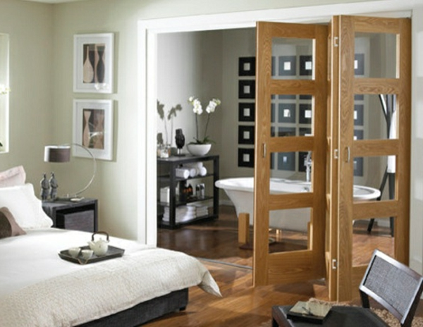 portes pliantes int rieures. Black Bedroom Furniture Sets. Home Design Ideas