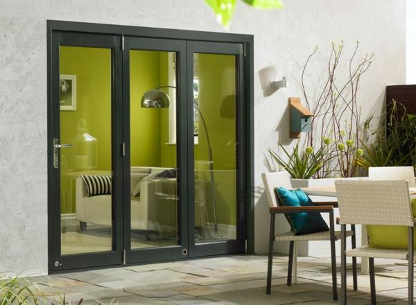 portes-intérieures-vitrées-portes-moderne-encadrement-noir