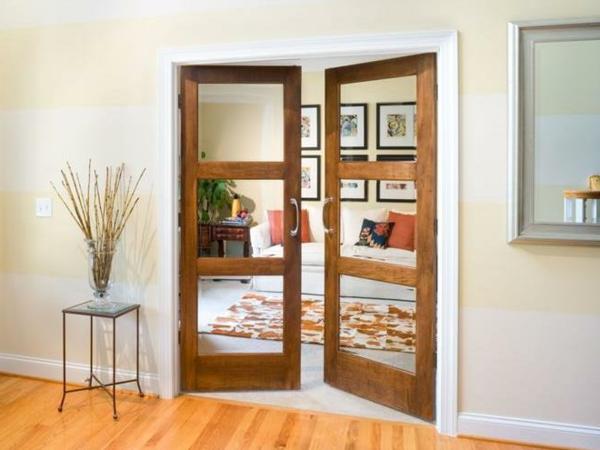 les portes int rieures vitr es laissons les int rieurs. Black Bedroom Furniture Sets. Home Design Ideas