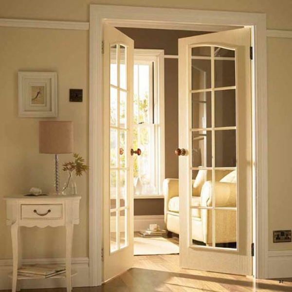 Les portes int rieures vitr es laissons les int rieurs for Petite porte interieur