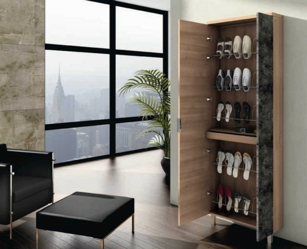 Designs d 39 armoire chaussure - Armoire a chaussures but ...