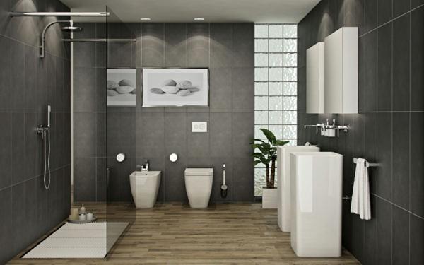 pretentious-arrangement-for-impressive-bathroom-design-furniture-and-gray-tiles-with-fanciful-scheme