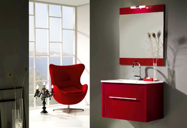 rouge salle design