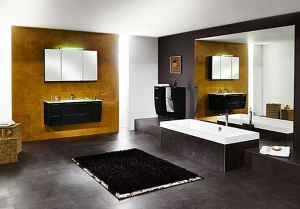 La salle de bain schmidt beaut et innovations - Architecture moderne residentielle schmidt lepper ...